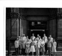 1982 Summer Institute in the German Archival Sciences