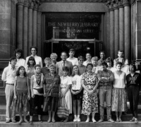 1989 Summer Institute in the Spanish and Hispanic-American Archival Sciences