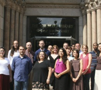 2010 NCAIS Summer Institute Participants
