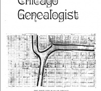 Chicago Genealogist, Spring 1988