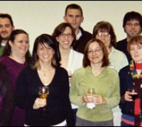 2008 Latin Codicology and Paleography class