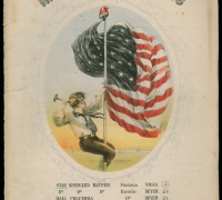 """National Melodies,"" James Francis Driscoll Collection of American Sheet Music"