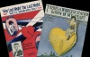 The James Francis Driscoll Collection of American Sheet Music is well represented in the Love on Paper exhibition.