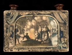 """""""The Myriopticon""""  from the Newberry's collection in Th Civil War in Art Website"""