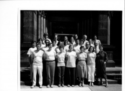 1981 Summer Institute in the English Archival Sciences