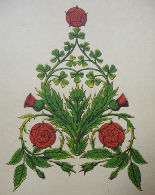 From The National Arms of the United Kingdom, Newberry F 0745 .46