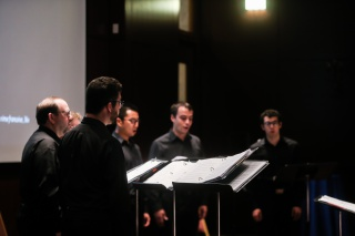 Schola Antiqua at the Newberry