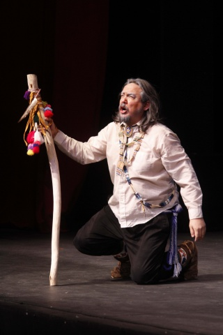 Photo credit: Fairbanks Shakespeare Theatre