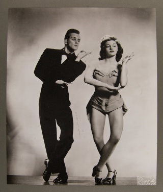 Bob Fosse and Mary Ann Niles, 1948, Ann Barzel Research Collection