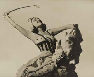 Ruth Page in Taming of the Shrew
