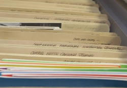 Genealogical newsletters at the Newberry