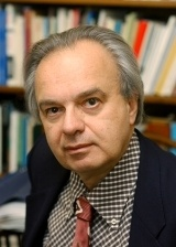 Paolo Valesio (currently teaching at Columbia University)